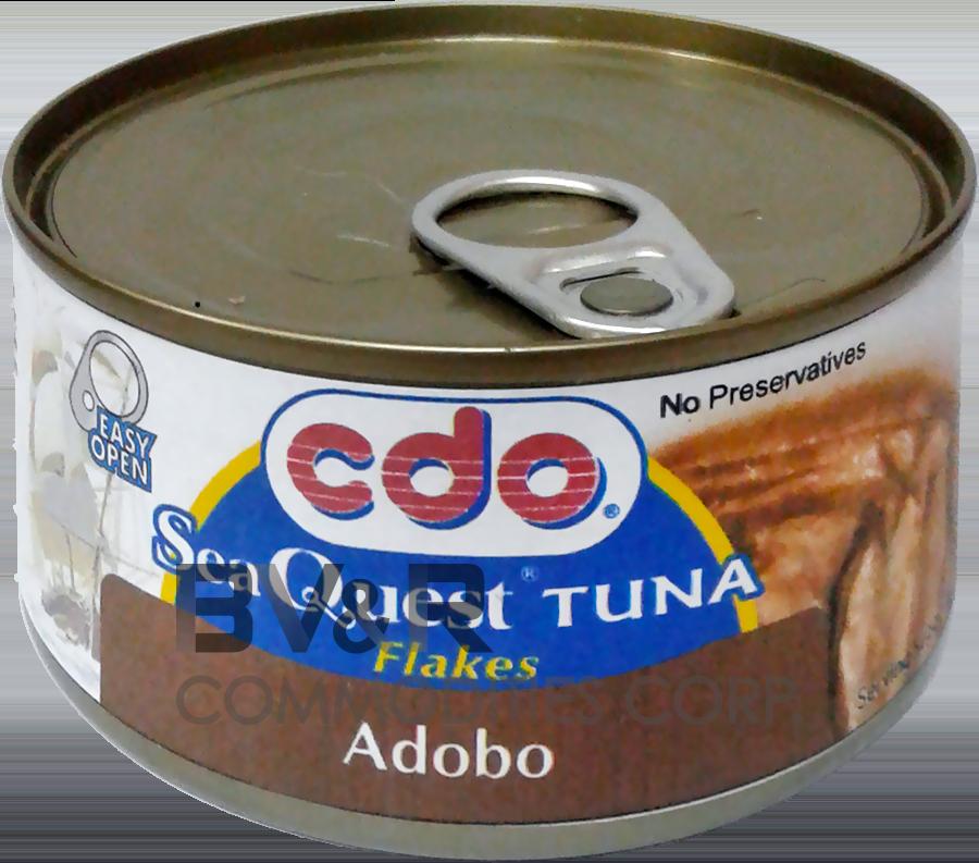 CDO SEA QUEST TUNA FLAKES ADOBO