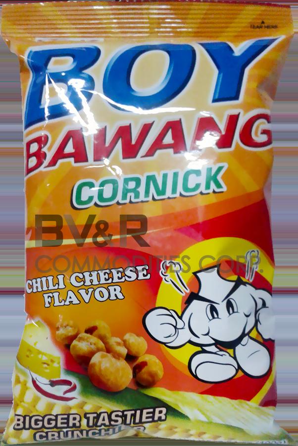 BOY BAWANG CORNICK CHILI CHEESE FLAVOR