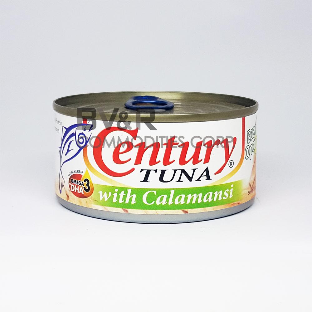 CENTURY TUNA with CALAMANSI