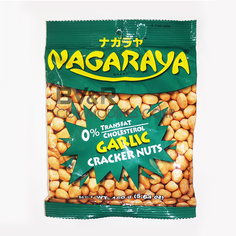 NAGARAYA GARLIC CRACKER NUTS
