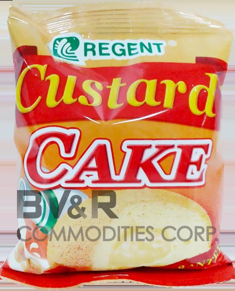 REGENT CUSTARD CAKE