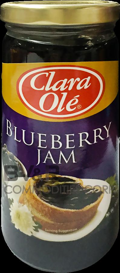 CLARA OLÉ BLUEBERRY JAM