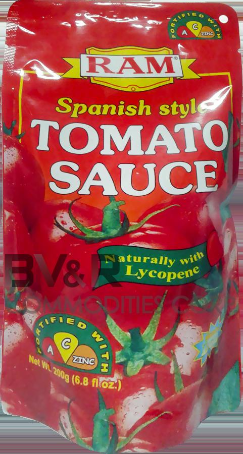 RAM SPANISH STYLE TOMATO SAUCE