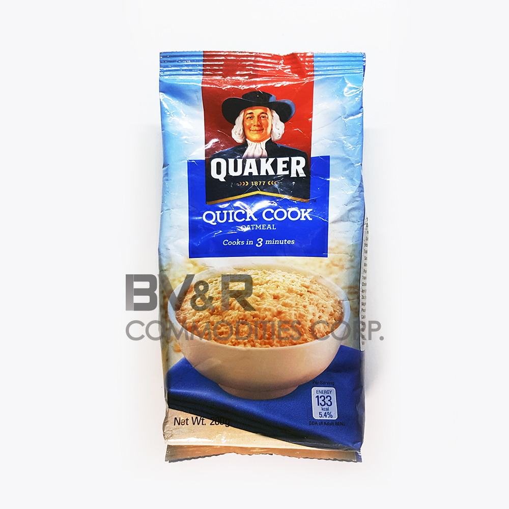 QUAKER QUICK COOK OATMEAL