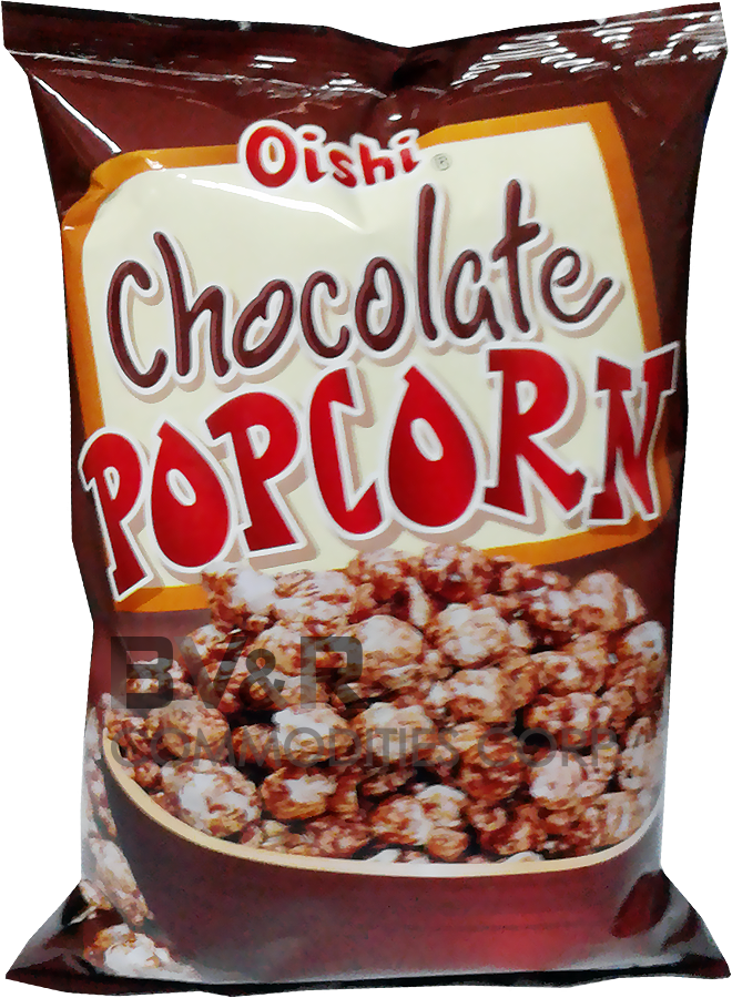 OISHI CHOCOLATE POPCORN